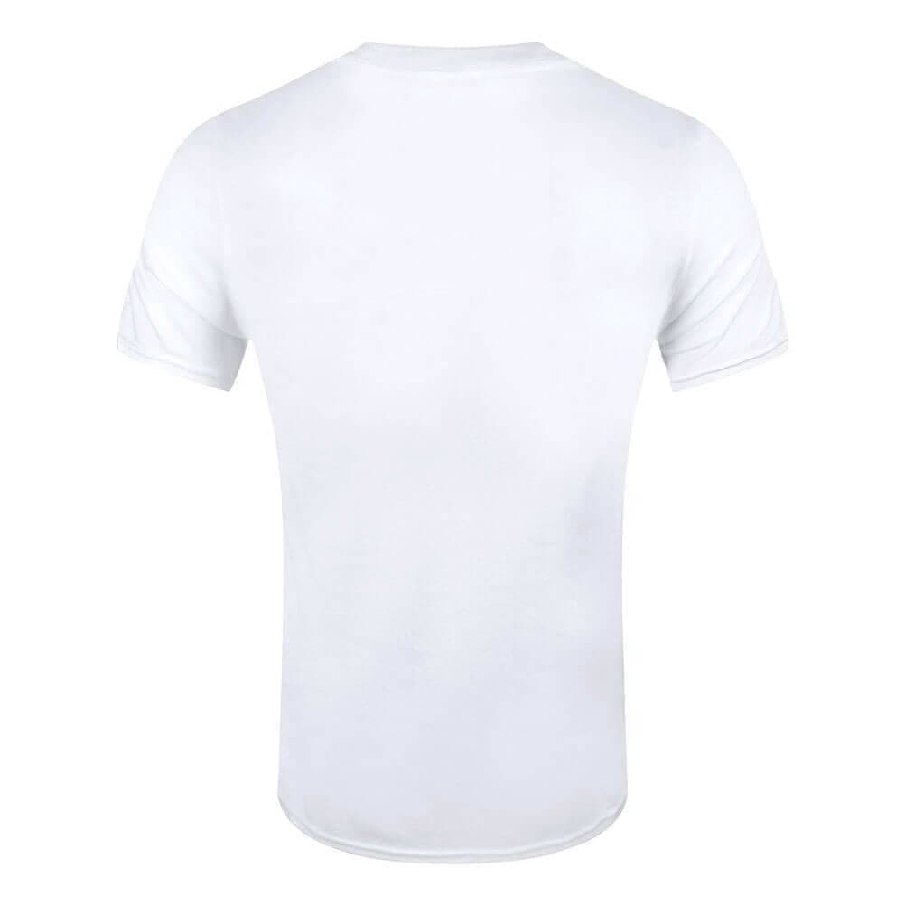 Men's The Jam Spray Logo White T-Shirt