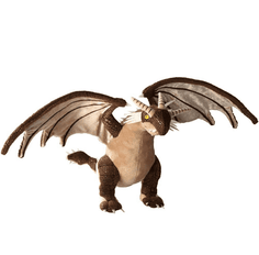 Harry Potter Hungarian Horntail Collector's Plush Figurine