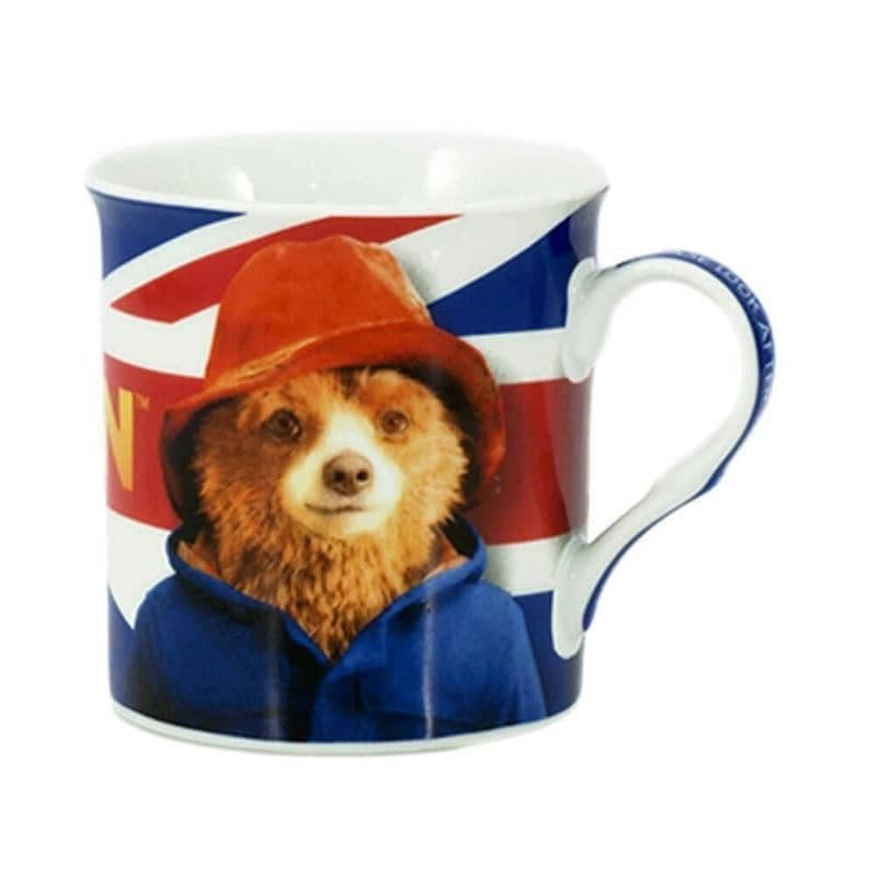 Paddington Bear Movie Union Jack Mug