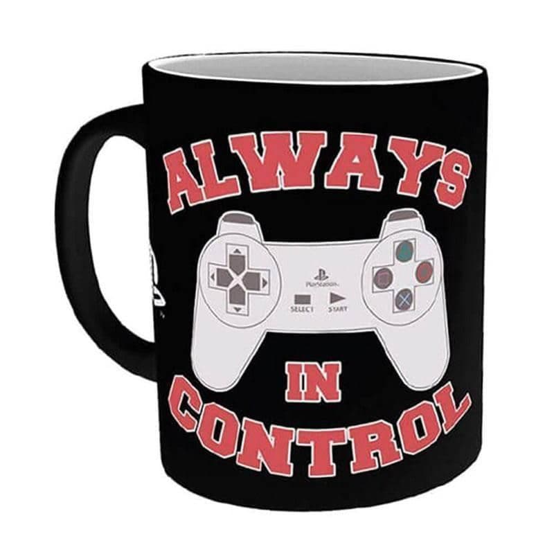 PlayStation Controller Heat Change Mug