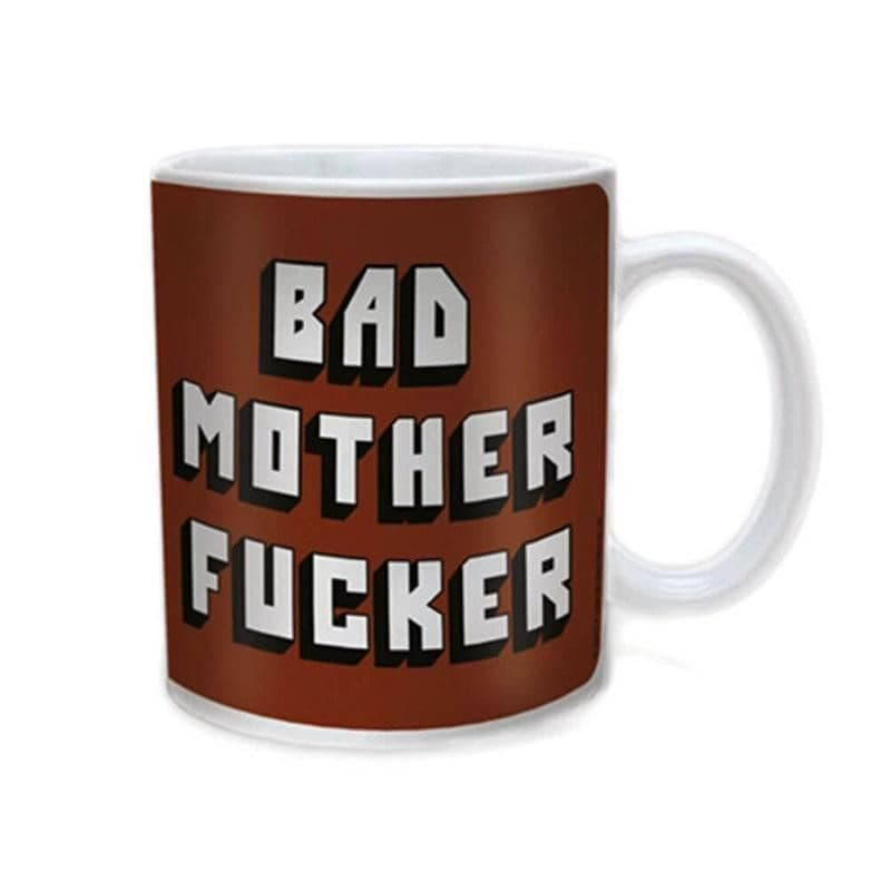 Pulp Fiction Bad Mother Fucker Mug