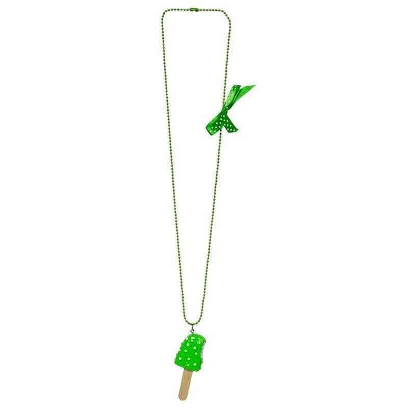 Retro Ice Lolly Necklace.