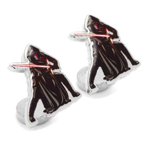 Star Wars Episode VII Kylo Ren Action Cufflinks