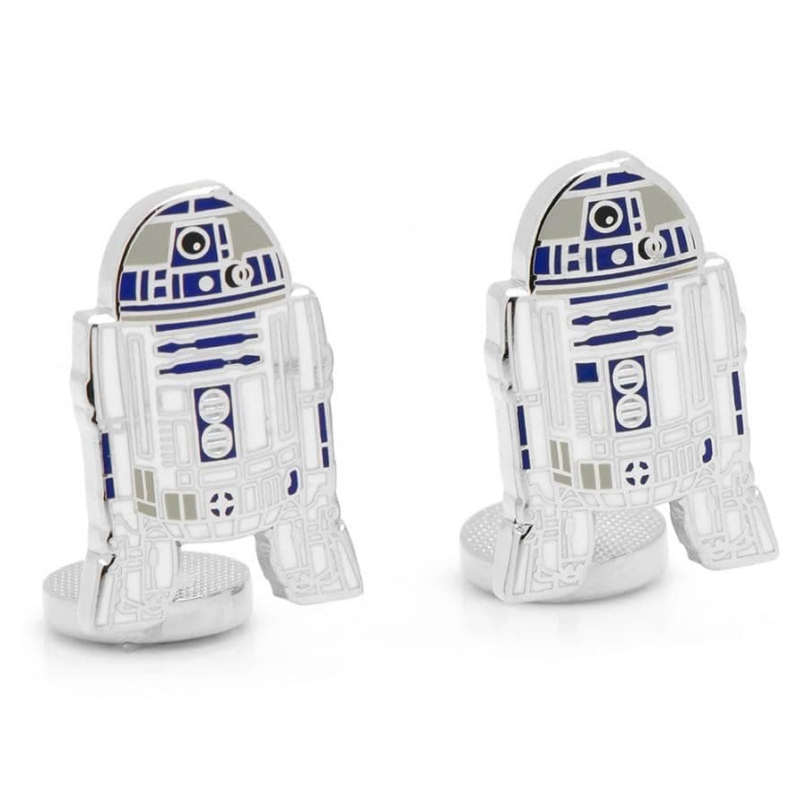 Star Wars R2-D2 Enamel Cufflinks