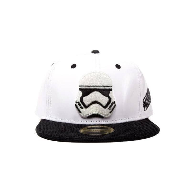 Star Wars The Force Awakens Stormtrooper Snapback Cap