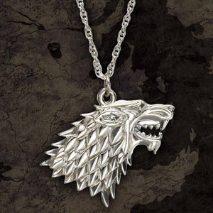 Game of Thrones Stark Sigil Pendant