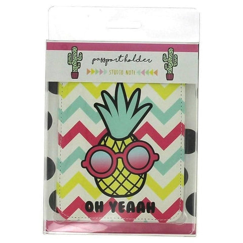 Studio Note Girl Gang Passport Holder