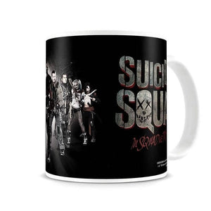 "Suicide Squad ""In Squad We Trust"" Mug"