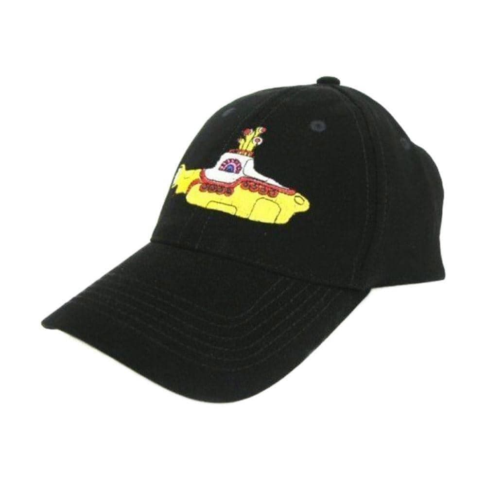The Beatles Yellow Submarine Logo Baseball Cap