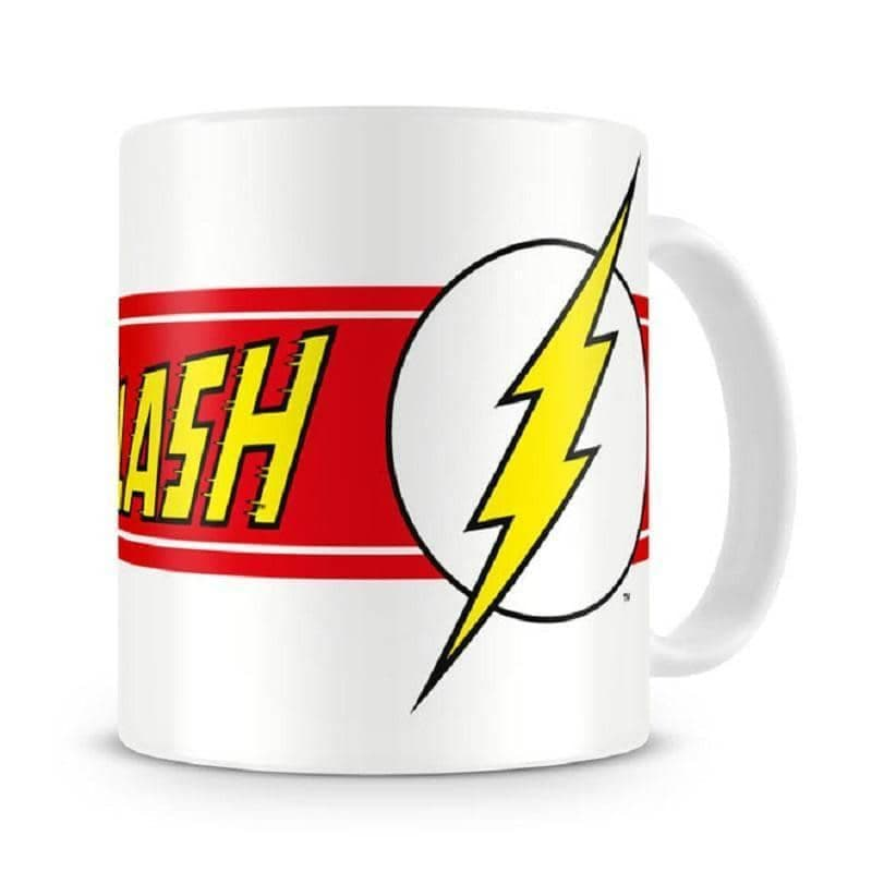 The Flash Logo Mug