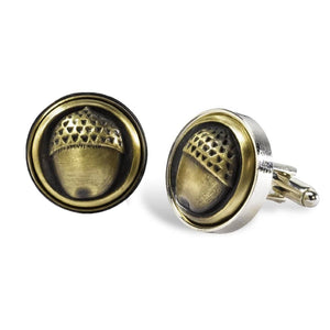 The Hobbit Bilbo's Button Cufflinks
