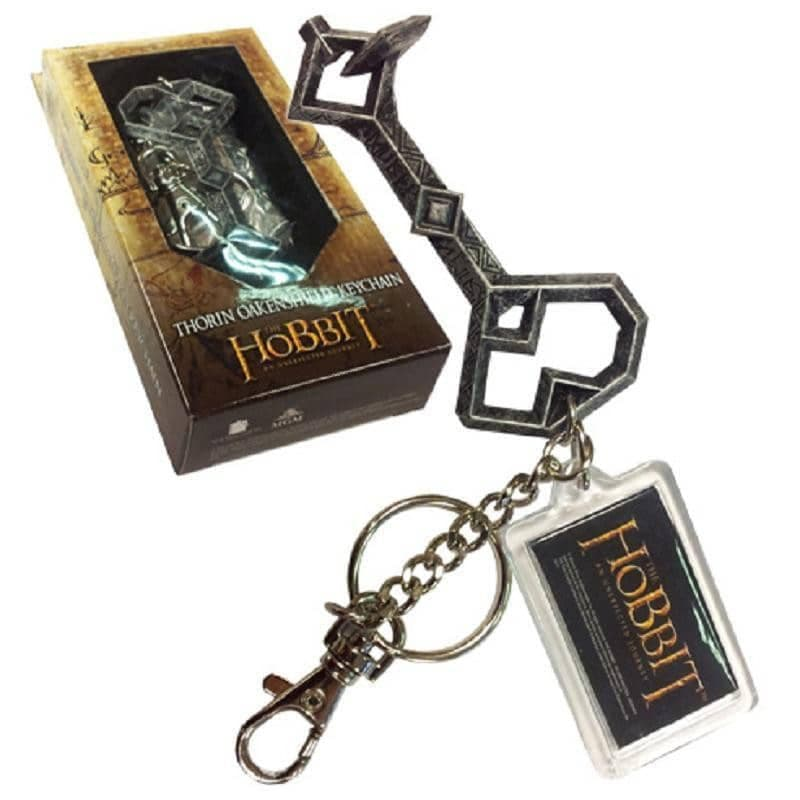 The Hobbit Thorin Oakenshield Key Keychain