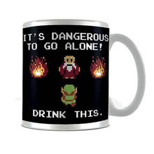 Load image into Gallery viewer, The Legend of Zelda Drink This Mug