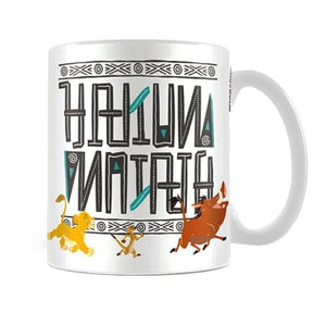 The Lion King Hakuna Matata Mug