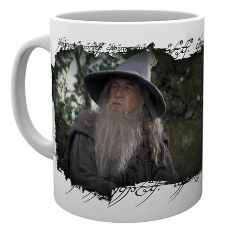 The Lord Of The Rings Gandalf Character Mug