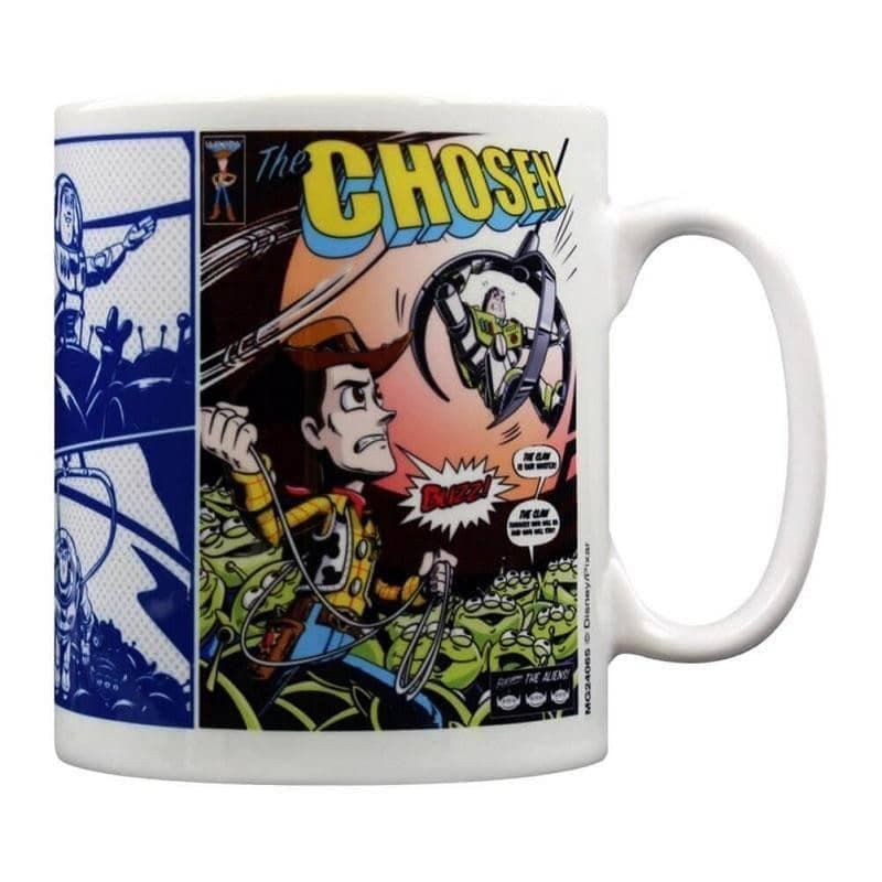 Toy Story Chosen One Comic Style Mug