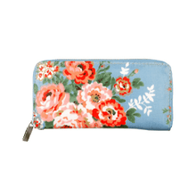 Load image into Gallery viewer, Vintage Style Floral Clutch Purse
