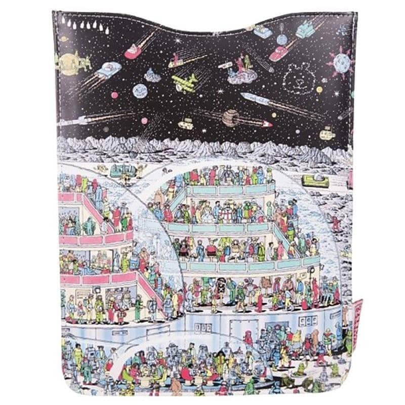 Where's Wally Tablet Case