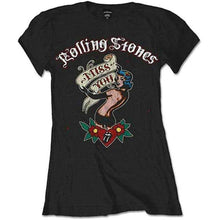 Load image into Gallery viewer, Women's The Rolling Stones Miss You T-Shirt.