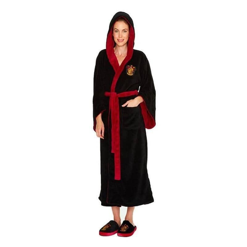 Women\'s Harry Potter Gryffindor Dressing Gown – Retro Styler