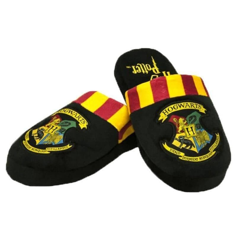 Women's Harry Potter Hogwarts Crest Mule Slippers
