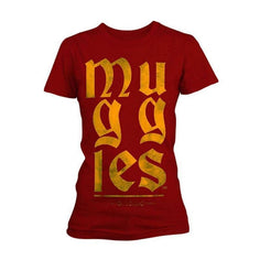 Women's Harry Potter Muggles T-Shirt