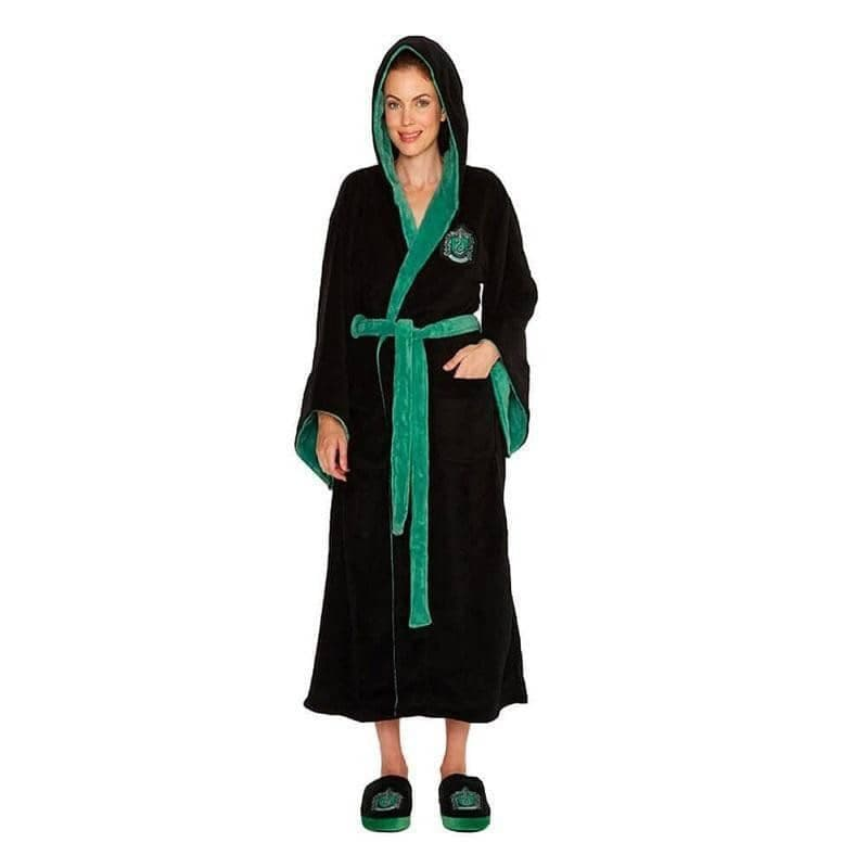 Women's Harry Potter Slytherin Dressing Gown