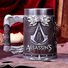 Load image into Gallery viewer, Assassin's Creed The Brotherhood Collectable Tankard