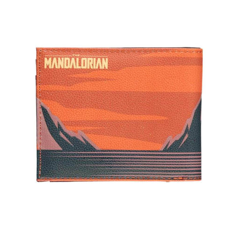 Star Wars The Mandalorian Bi-Fold Wallet