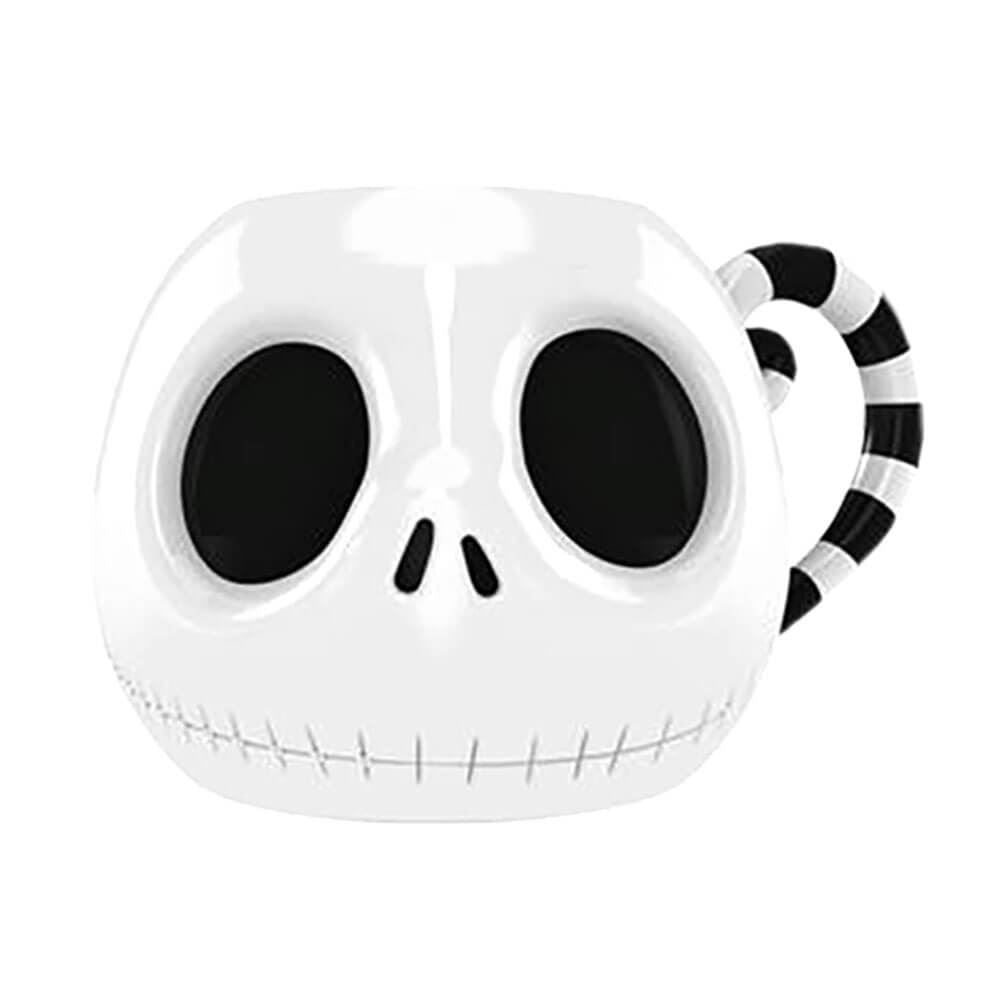 The Nightmare Before Christmas Jack Skellington 3D Sculpted Mug