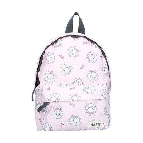 Children's Disney Aristocats Marie Pink Nursery Backpack.
