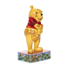 Load image into Gallery viewer, Disney Traditions Winnie the Pooh 'Beloved Bear' Figurine