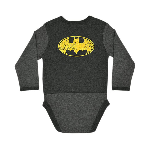 DC Comics Set of 2 Batman Babygrows