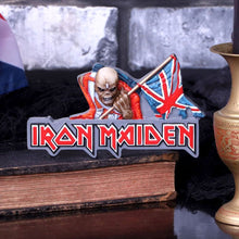 Load image into Gallery viewer, Iron Maiden The Trooper Fridge Magnet.