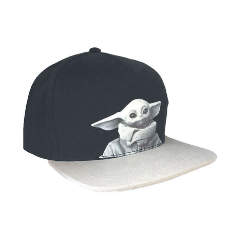 Star Wars The Mandalorian The Child Snapback Cap