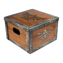 Load image into Gallery viewer, The Legend of Zelda Chest Collapsible Storage Box