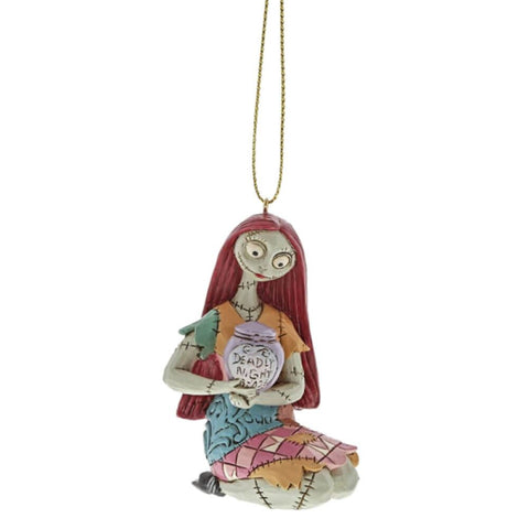 Disney Traditions Nightmare Before Christmas Sally Hanging Ornament