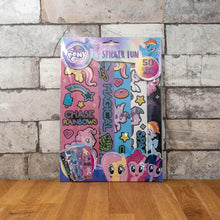 Load image into Gallery viewer, My Little Pony Sticker Fun Set.