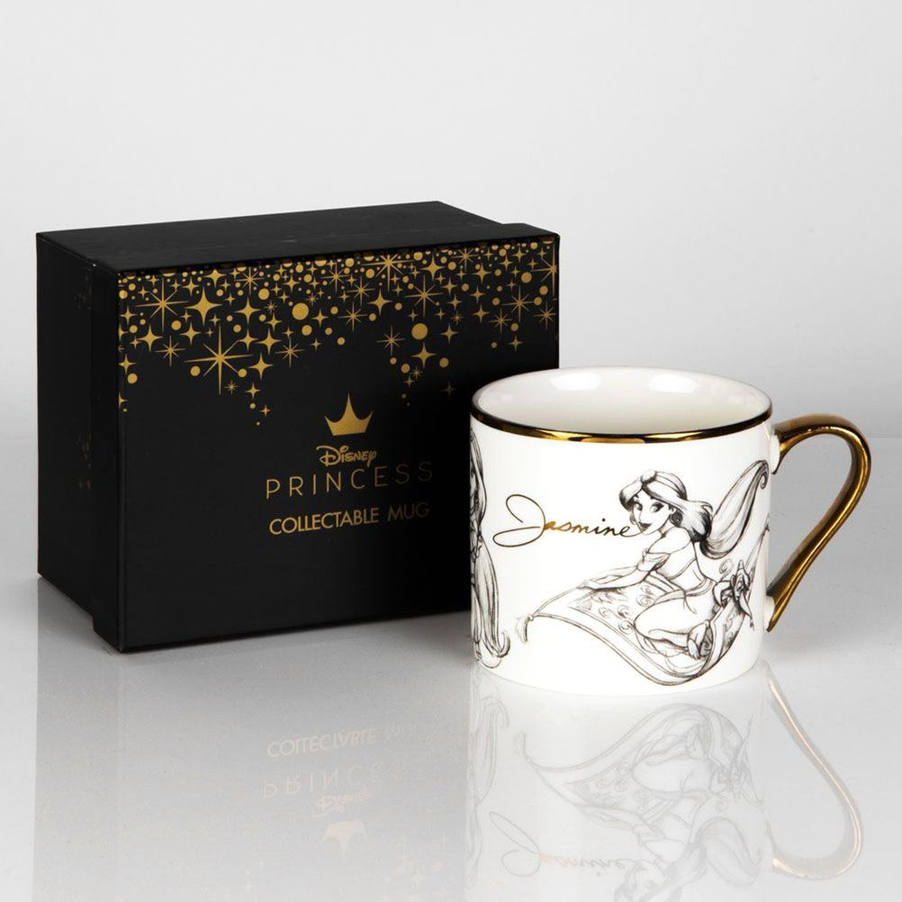 Disney Classic Jasmine Collectable Mug with Gift Box