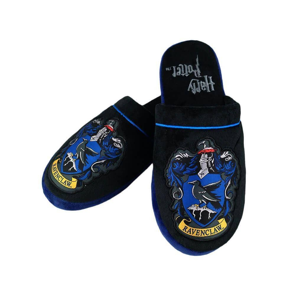 Harry Potter Hogwarts Ravenclaw Adult Mule Slippers