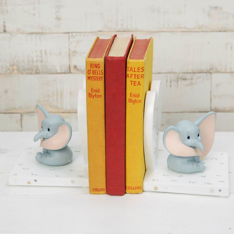 Disney Magical Beginnings Dumbo Moulded Bookends
