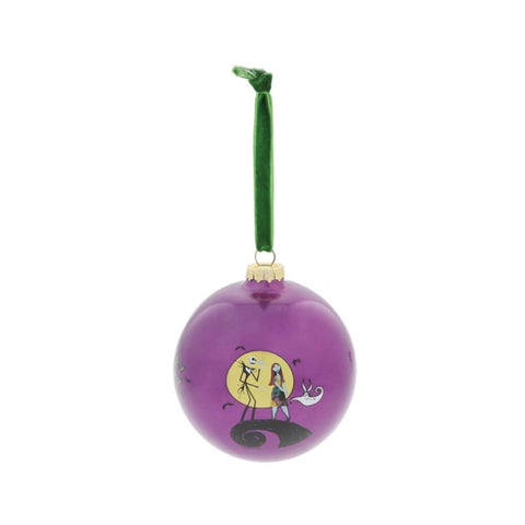 The Nightmare Before Christmas 'Festive Frights' Christmas Bauble