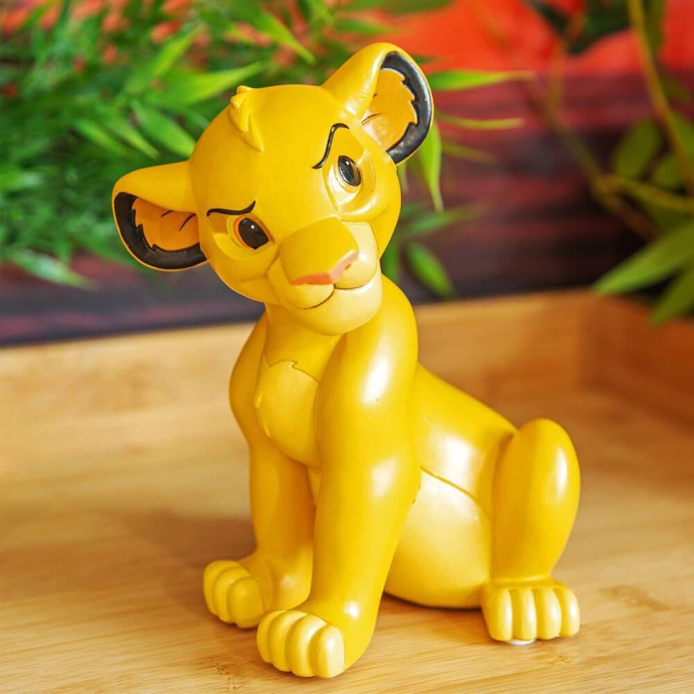 Disney The Lion King Simba 3D Money Bank
