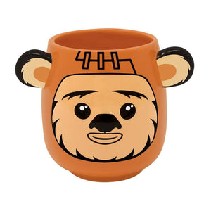 Star Wars Ewok Sculpted Mug