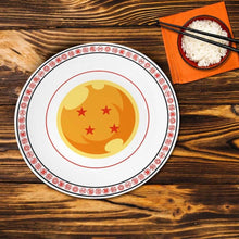 Load image into Gallery viewer, Dragon Ball Z 4 Piece Dinner Plate Set