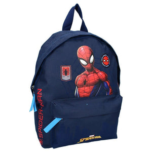 Children's Marvel Spider-Man Blue Backpack.