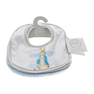 Beatrix Potter Peter Rabbit Baby Bibs - Set of 3