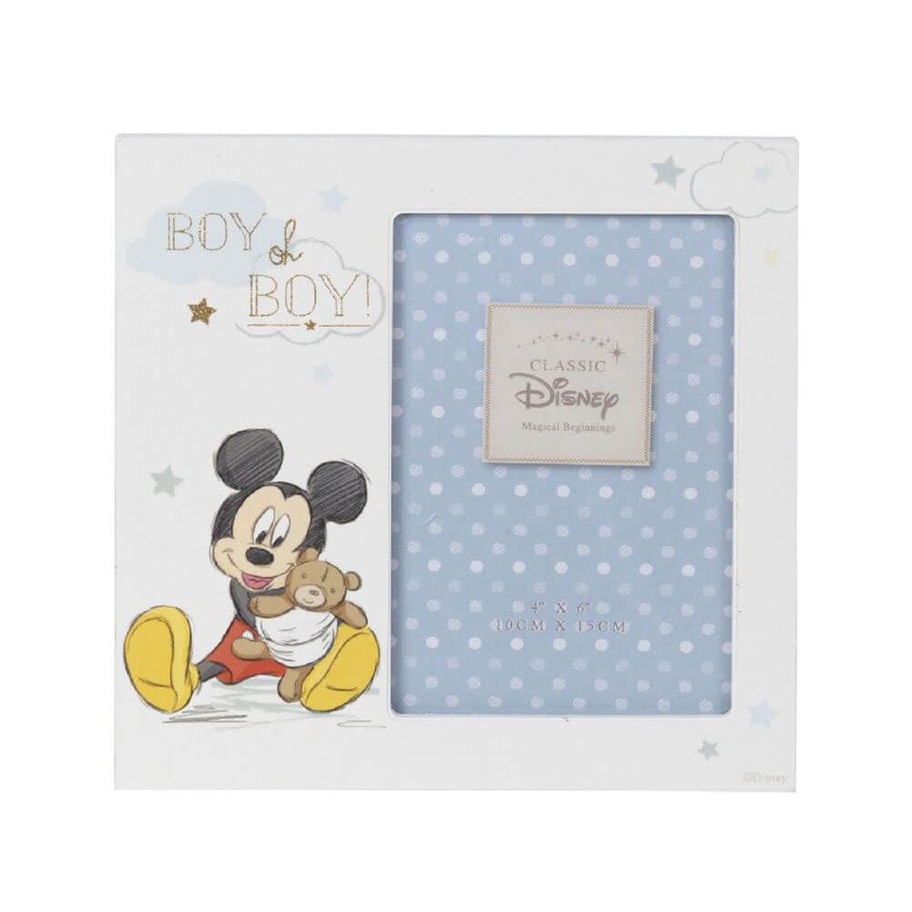 Disney Magical Beginnings Mickey Mouse Photo Frame.