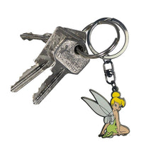 Load image into Gallery viewer, Disney Tinker Bell Character Keyring
