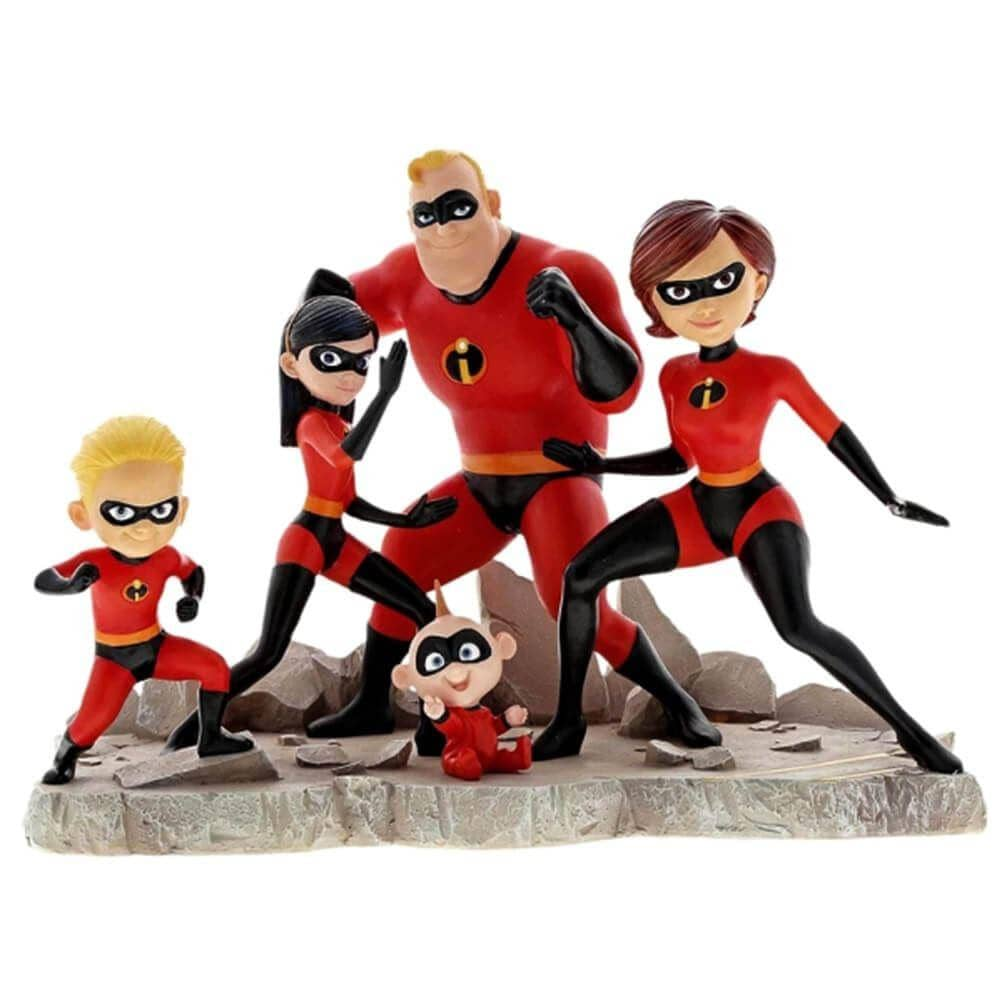 Disney The Incredibles 'Everyone Is Special' Collectable Figurine